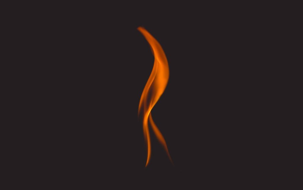 Pentecost flame